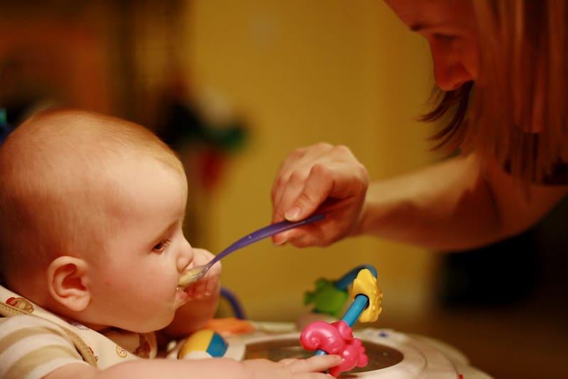 Los 4 Pilares de la Aliemntacion complementaria en Bebés